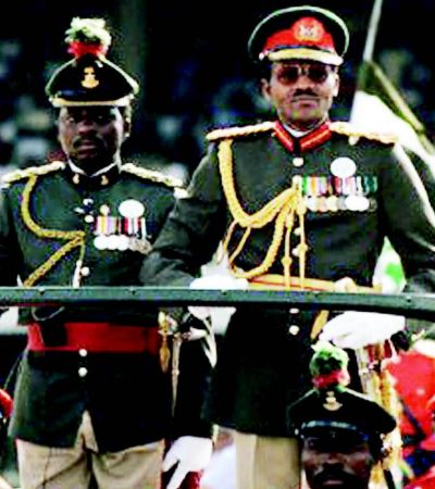 """How Did Nigeria Military Become the """"Boy-Boy"""" of Politicians? – By Paul Omoruyi"""