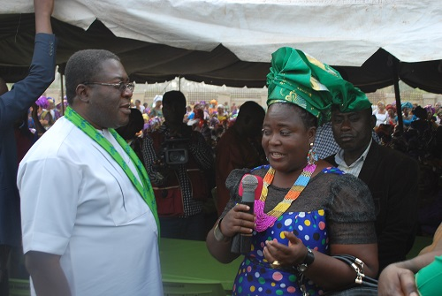 Imo Deputy Governor Urges Women To Vote APC Candidates At All Levels