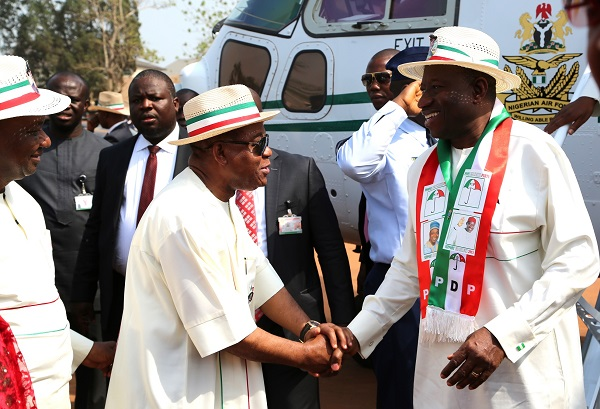 """""""We Have Intervened In A Lot Of Areas In Abia"""" – Jonathan"""