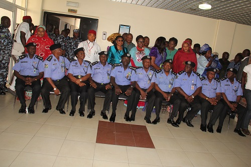 IGP Decorates 10 Newly Promoted Senior Police Officers