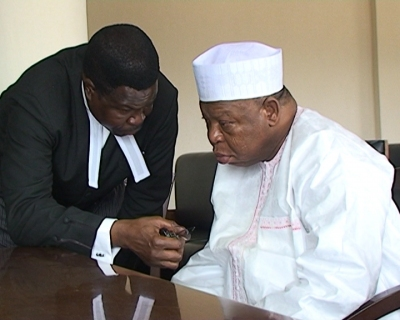Kogi governorship Poll: I didn't marry a new wife, says Abubakar Audu