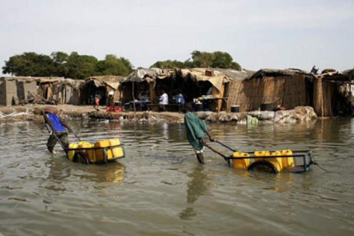 """Large Number Of Boko Haram Drowned After Fighting"" – Military"