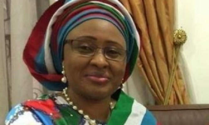 Consider Women and Children Victims of Boko Haram as pet Project – Rep tells Aisha Buhari