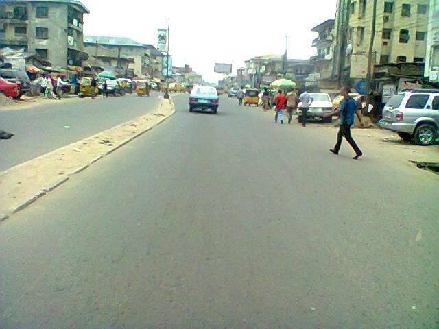 Azikiwe road