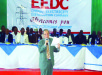 MD-EEDC-Robert-Dickerman-while-making-a-presentation-at-the-stakeholders-forum-in-Aba