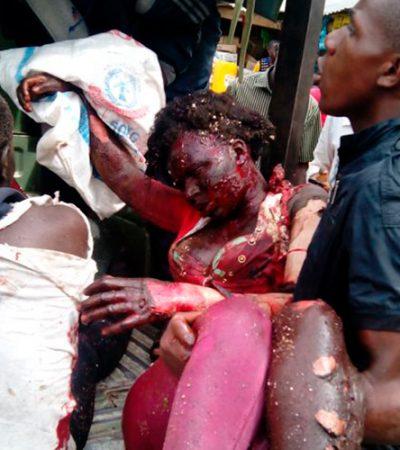 26 killed in Borno blast