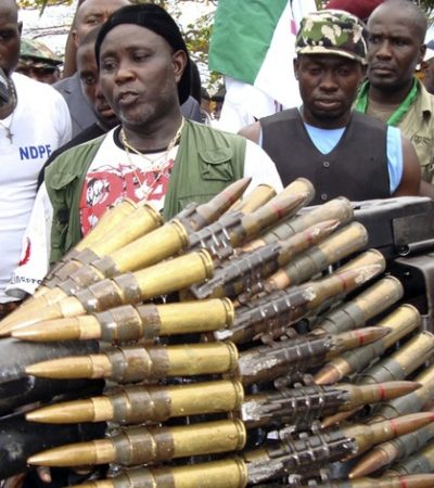 Tension In Bayelsa Over Bomb Attack On Home Of Ex-Militant Leader
