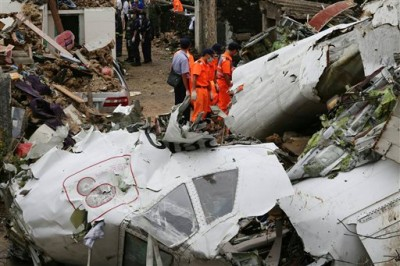 Taiwan to hold day of mourning for air crash victims