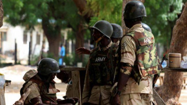 Nigerian Army destroys IED-making factory in Borno