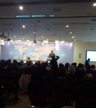 A Vibrant Buhari Addresses 'Stage Managed' Chatham House