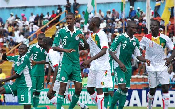 Flying Eagles whip Ghana to advance into AYC final match