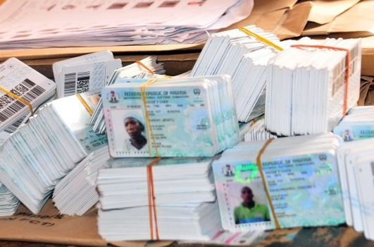 Soldiers Arrest Man With 85 PVCs In Adamawa