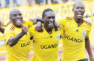 Uganda names squad to face Nigeria in friendly match