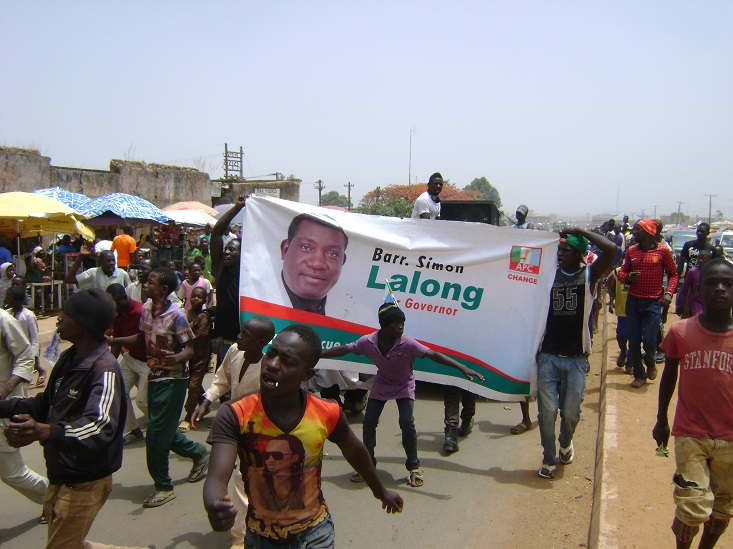 APC LALONG SUPPORTERS