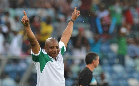 BreakingNews: Stephen Keshi Dies Suddenly