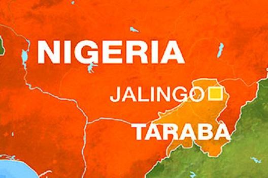 taraba_state_map