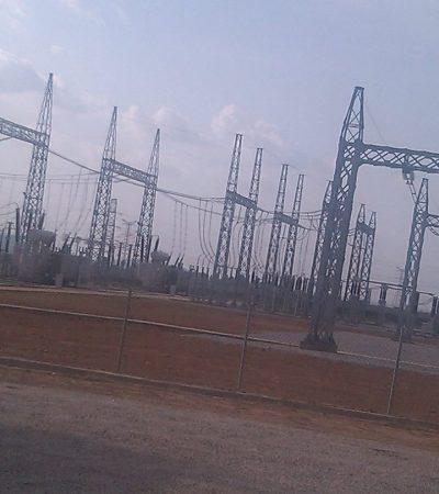 Namadi Sambo Commissions NDPHC/NIPP 330/132/33kv Gwagwalada Transmission Substation