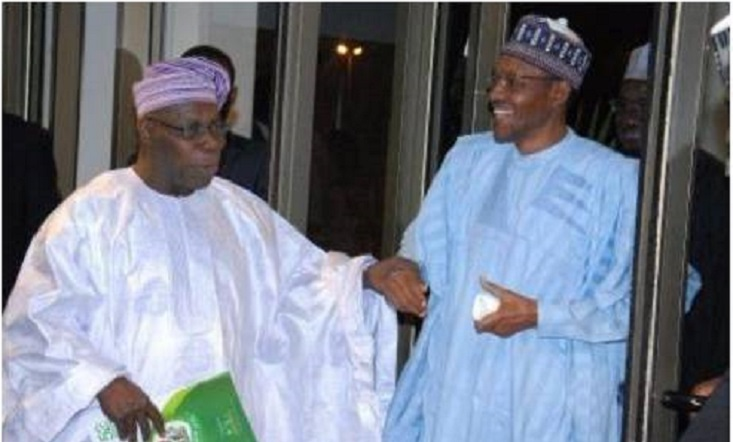 Ahead Of Transition, Obasanjo Hands Over Probe Reports On Power, Security, Others To Buhari