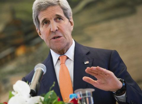 Kerry: Iran nuclear deal could be lesson for North Korea
