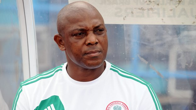 NFF terminates Keshi's contract