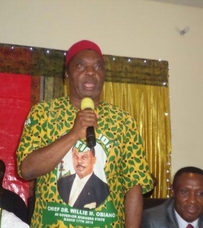 Anambra APGA Gets New Chairman