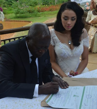 My wife is model in my heart, says Oshiomhole