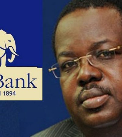 First Bank MD, Onasanya In Trouble As EFCC Traces Gov. Dickson's $4m Stolen Money To Him