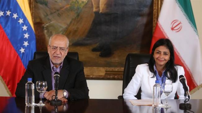 Iran gives Venezuela $500 million credit line