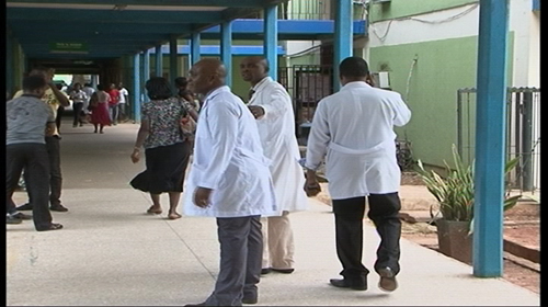 Resident Doctors Begin Strike, Say Allied Health Workers Couldn't pass JAMB exam
