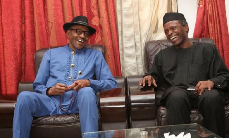 Finally, Buhari, Osinbajo Agree To Declare Assets Publicly After Verification By CCB