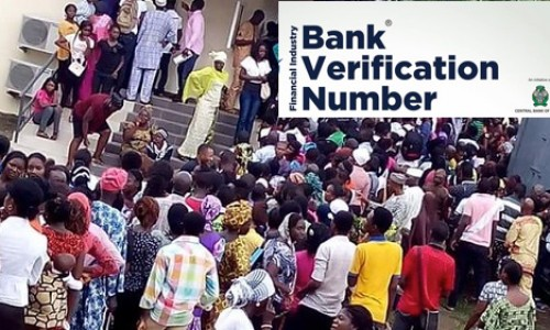 Frustration, Pain As BVN Registration Closes Tuesday; CBN Says No Cause For Panic