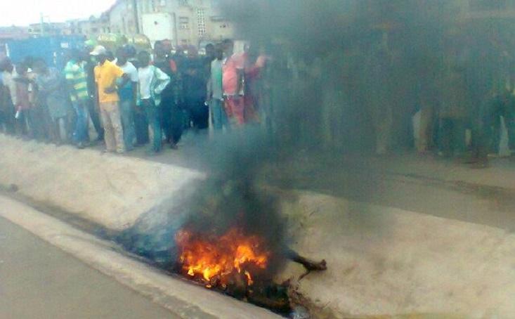Daredevil Armed Robbery Suspect Met Waterloo In Enugu
