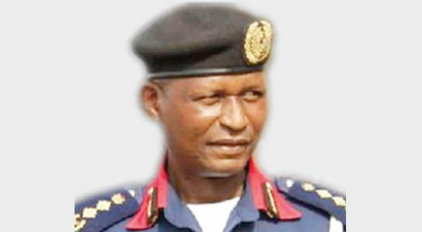 Buhari sacks NSCDC boss, appoints Mohammed as CG