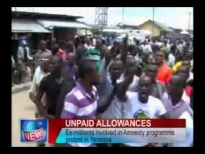 Ex-Militants On Scholarship Abroad Stranded Over Unpaid Allowances