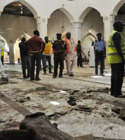 Boko Haram guns down 97 people praying in mosques in Nigeria