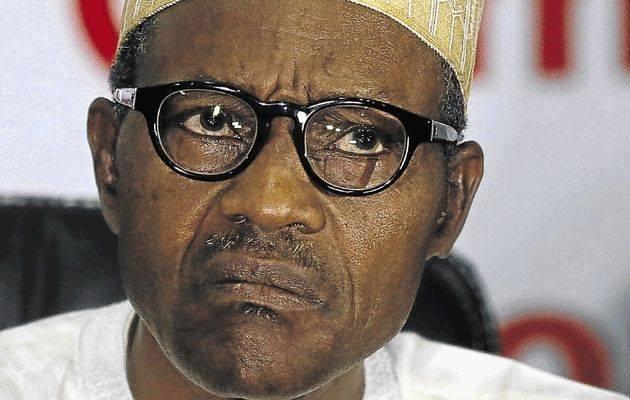 buhari face