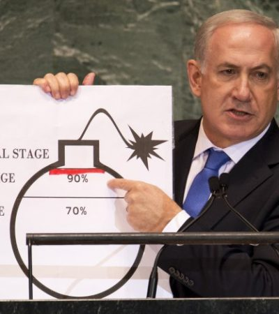 Israel, Not Iran, Started Middle East Nuclear Arms Race