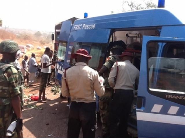 14 die in Ebonyi road accident