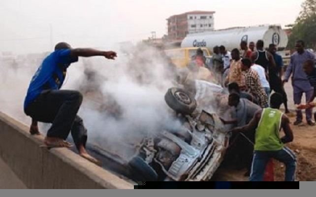 10 Feared Dead, 20 Injured In Enugu Multiple Autocrash
