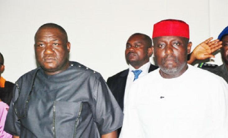 Okorocha Bars Uwajumogu From Imo Govt House