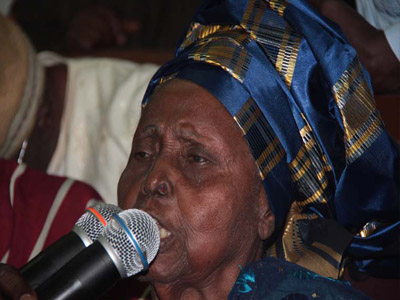Mama Awo's Glorious Exit – By Folu Olamiti