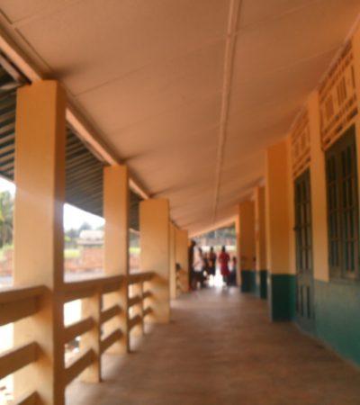 Willie Is Working: Renovation Of General Hospital Ajalli, Orumba North LGA, Anambra