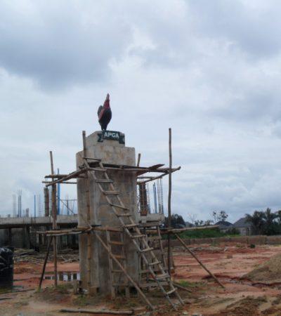 Obiano Erects New APGA Secretariat In Anambra