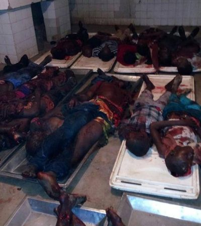 Kano Bomb Blast In Pictures