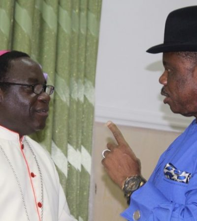 Bishop Kukah Extols Obiano, Makes Case For Cleaner Politics