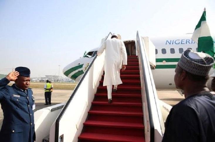 Buhari-Travel