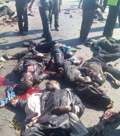 Shi'a Bury Their Dead, As Sheikh Zakzaky Indicts DSS