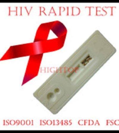 Expert Raises Alarm Over Illegal Recycling Of HIV Test Kits