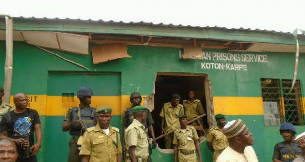 Shake-Up In Prison Services As Senior Officers Redeployed