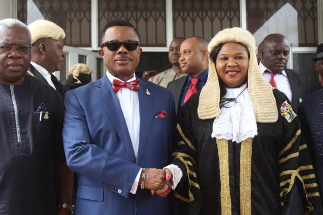 Obiano Sends List Of Commissioners To House Of Assembly For Screening